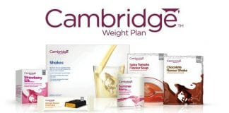 cambridge weight loss