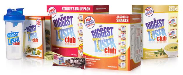 the biggest loser diet club