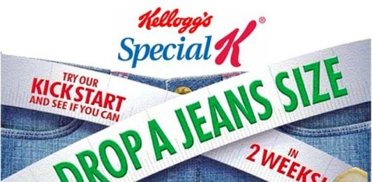 special k diet