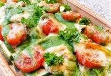 vegetarian casserole