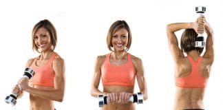 does the shake weight work for flabby arms
