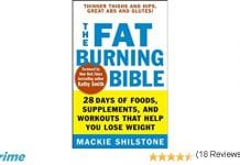fat burning bible weight loss
