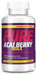 pure acai berry weight loss supplement
