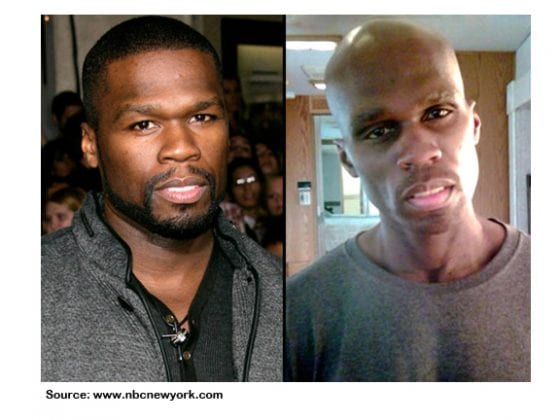 what does 50 cent look like now