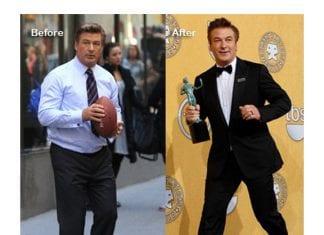 Alec Baldwin Fat Or Thin?