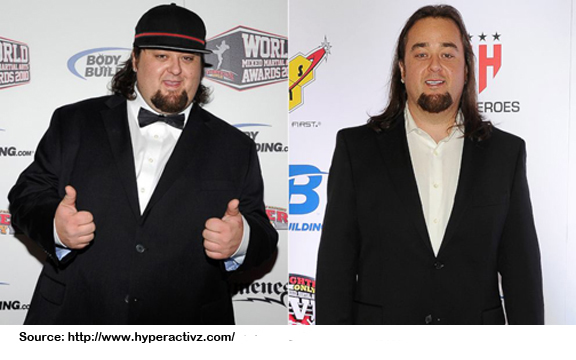 THIS IS AUSTIN CHUMLEE RUSELL WEIGHT LOSS PICTURES