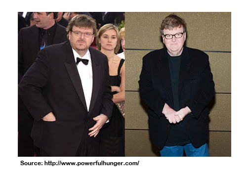 Michael Moore Weight Changes!