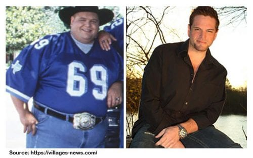 RON LESTER WEIGHT LOSS TRANSFORMATION