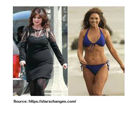 How Much Does Valerie Bertinelli Weigh?