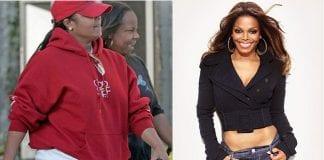Janet Jackson Fat Again