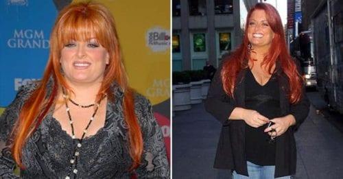 wynonna judd weight loss