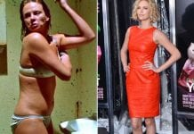 Charlize Theron weight loss diet