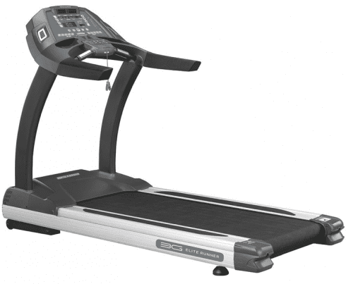 3g cardio elite runner -top treadmill for 500 pounds