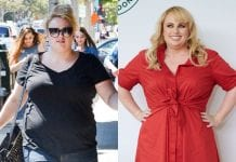 how much does rebel wilson weigh?