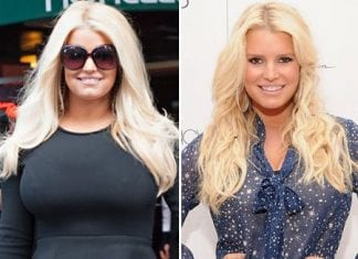 jessica simpson weight loss smoothie