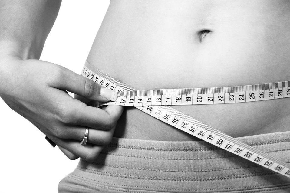 slim belly measurement